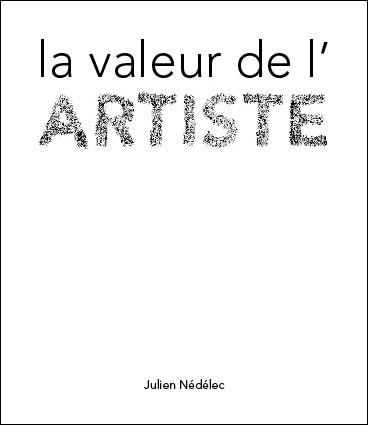 la valeur de l'ARTISTE livre en pdf